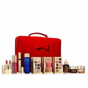 NWT Estée Lauder 33 Beauty Essentials Set